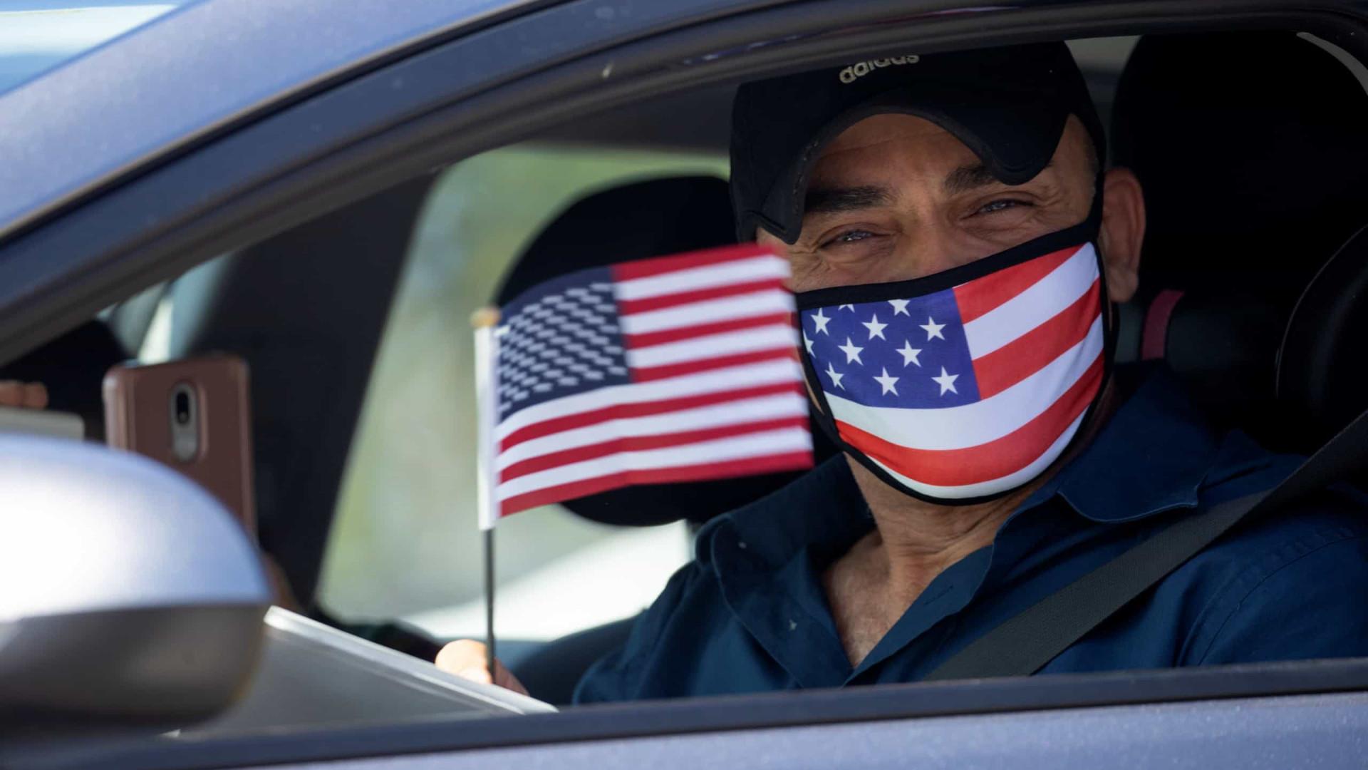 EUA superam 150 mil mortes por Covid-19, o pior balanço a nível global