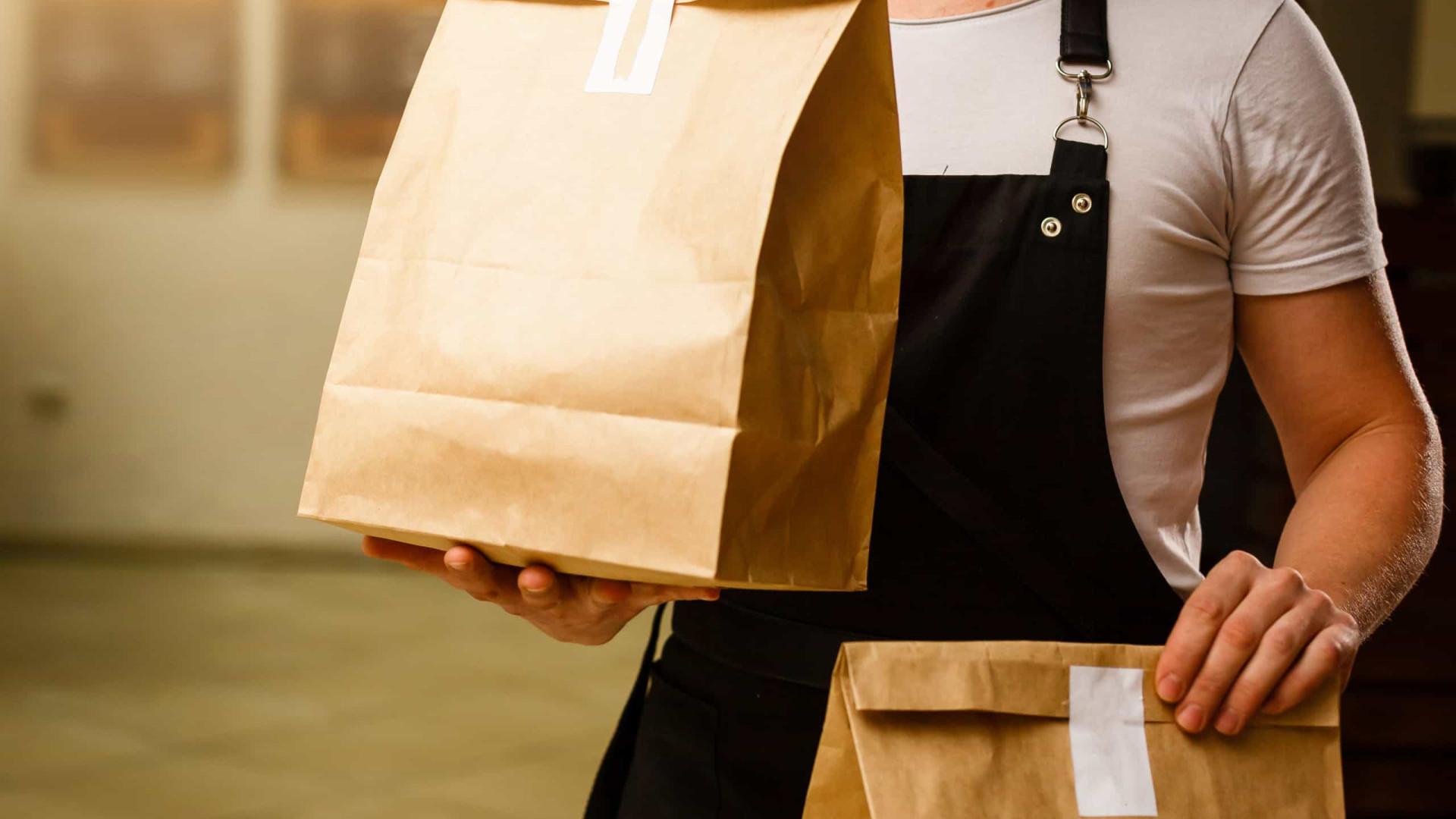 Câmara quer definir relação de trabalho de entregadores