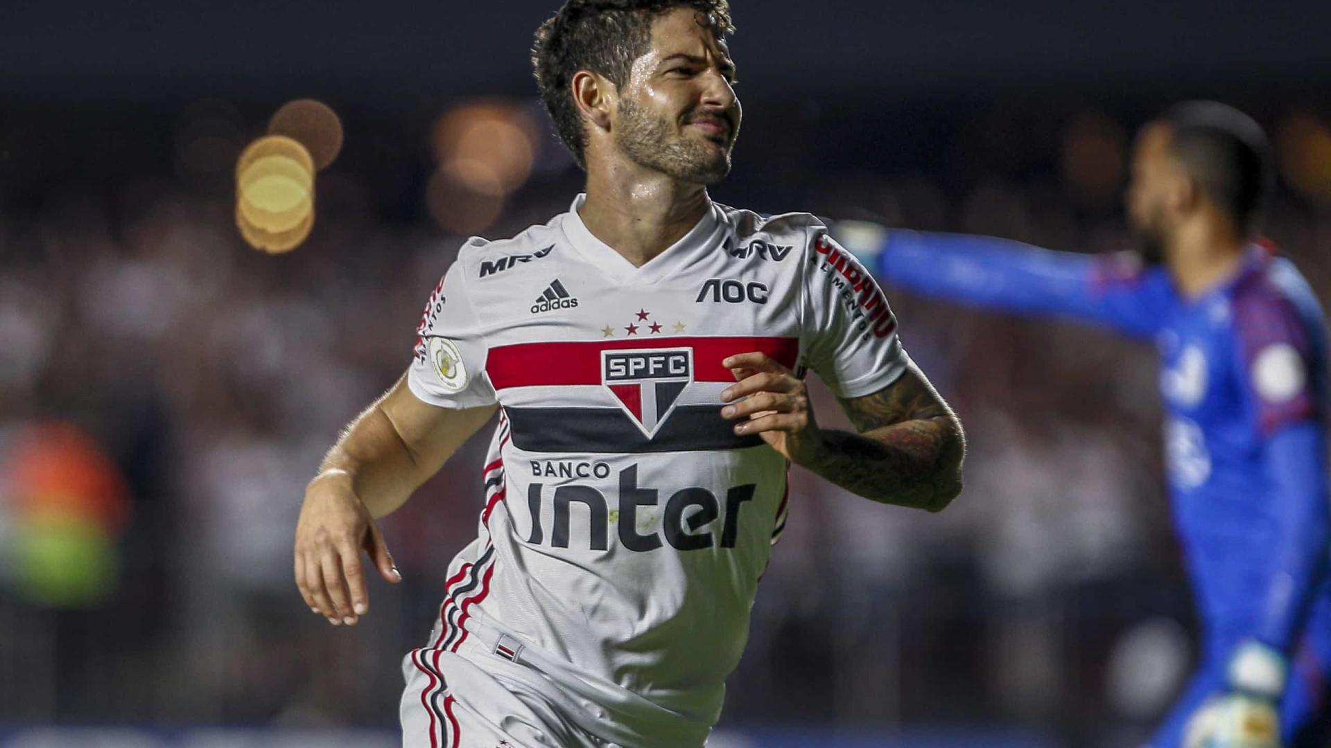 'É preciso resiliência', diz Pato sobre eliminação no Paulista