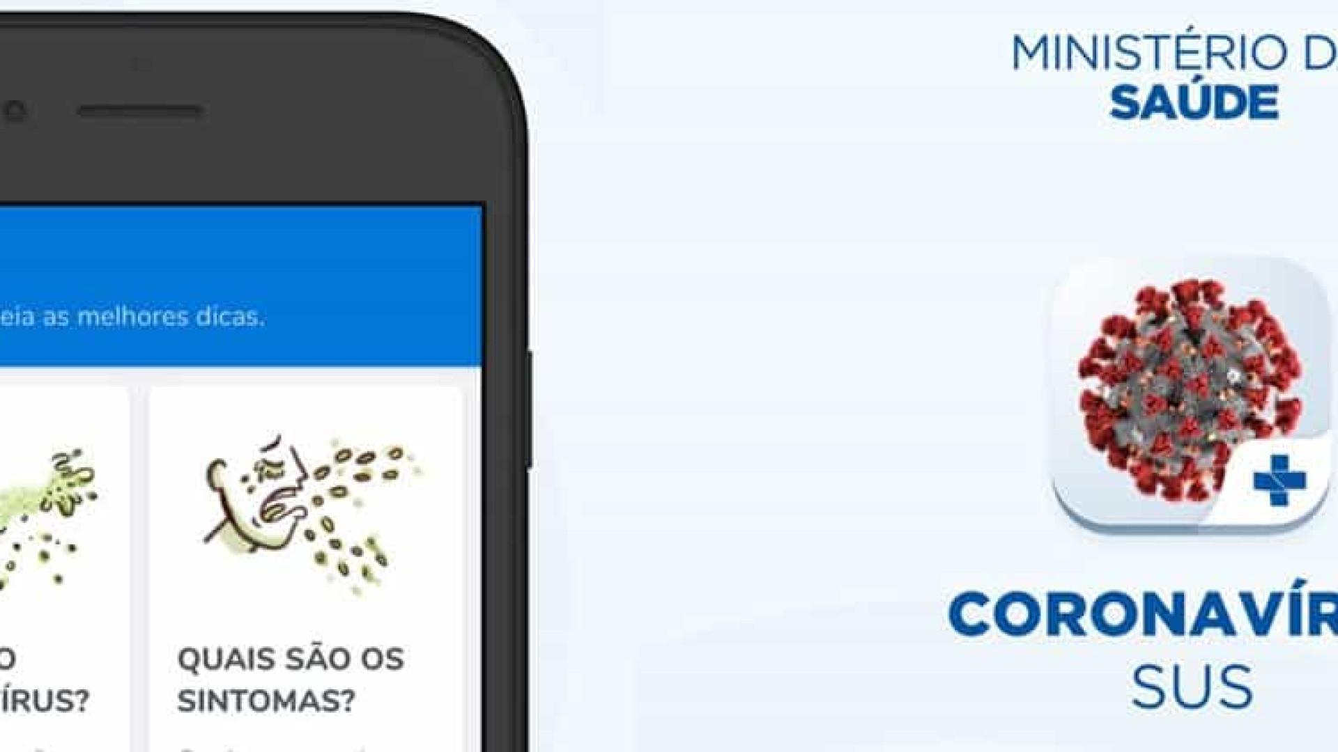 Aplicativo ajudará a rastrear contatos de infectados com covid-19