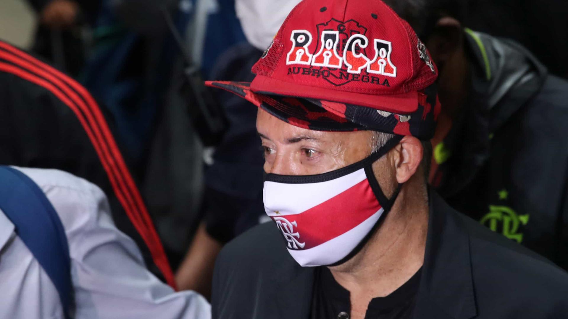Torrent promete seguir legado de Jesus e garante Flamengo ofensivo