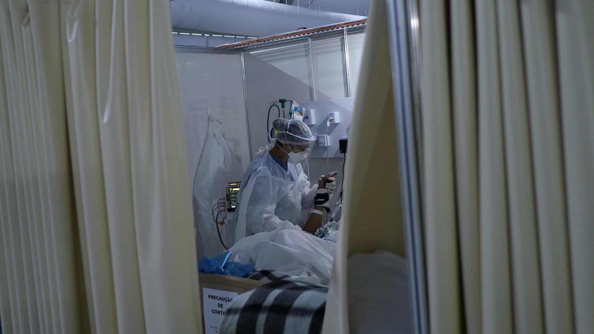 Um terço dos sobreviventes do coronavírus tem distúrbios, mostra estudo
