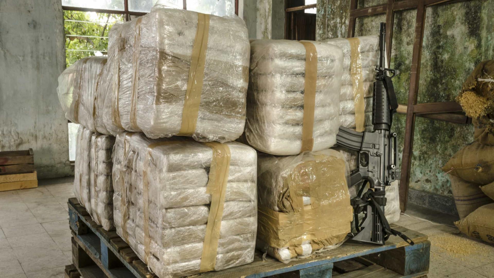 Receita apreende 21 ton de produtos contrafeitos no porto de Santos