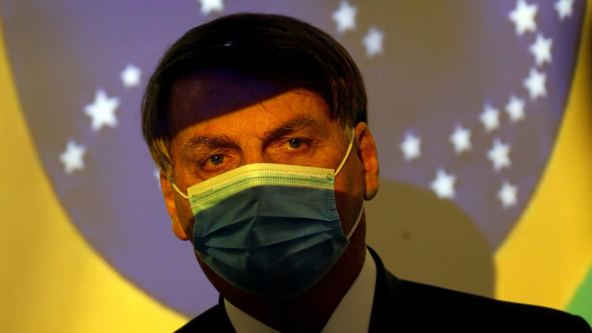 Bolsonaro: 'Outras coisas do mundo civilizado chegarão à região Norte'