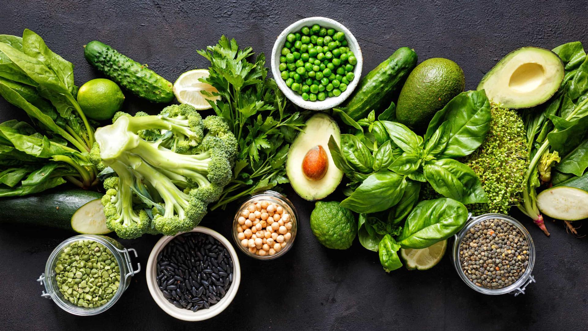 Comer mais proteína vegetal reduz risco de morte