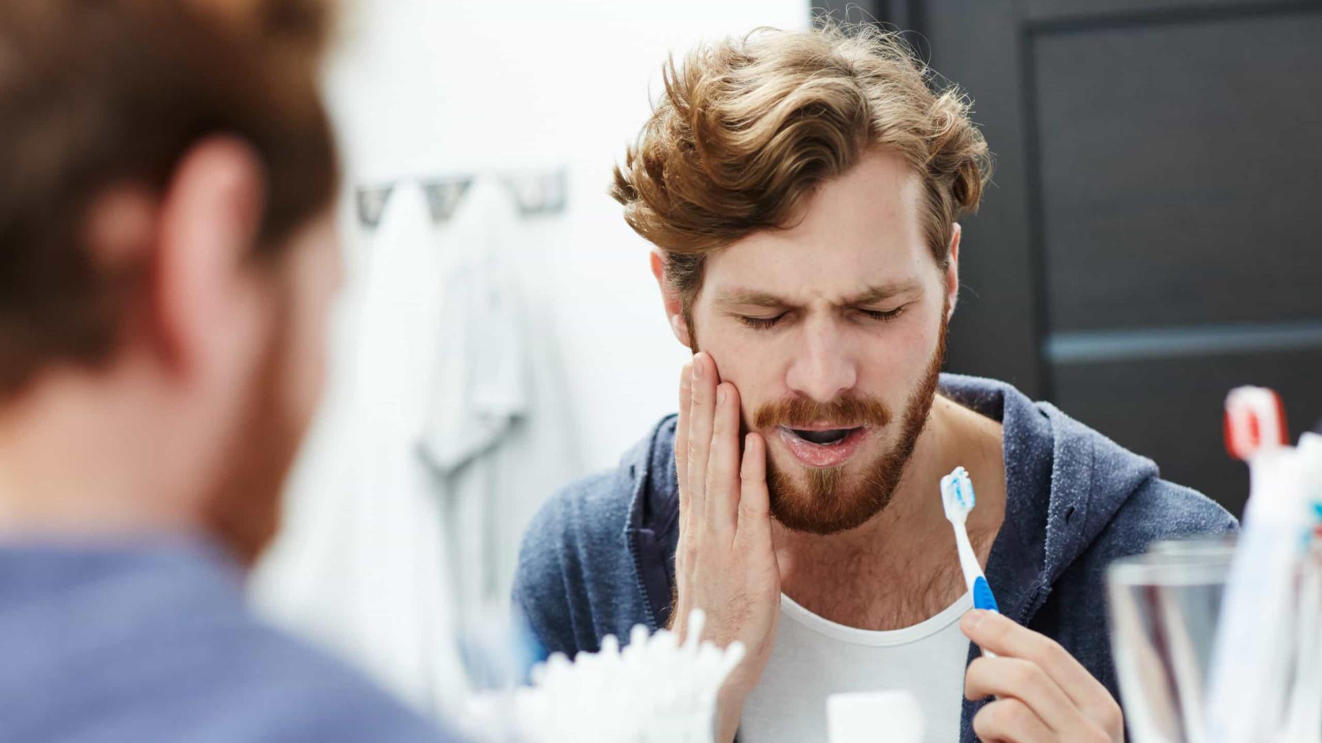 Estresse da quarentena causa aumento em casos de dente quebrado