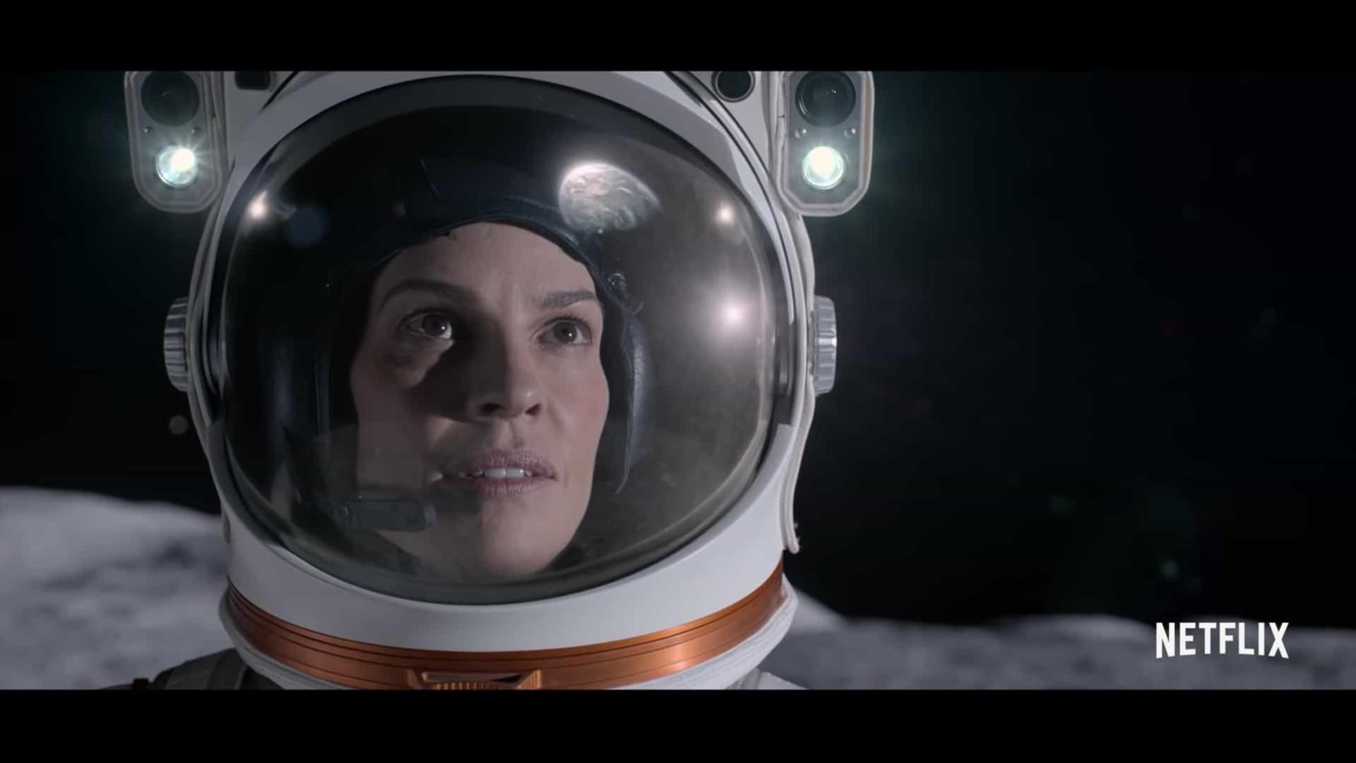 Netflix divulga trailer de nova série com Hilary Swank