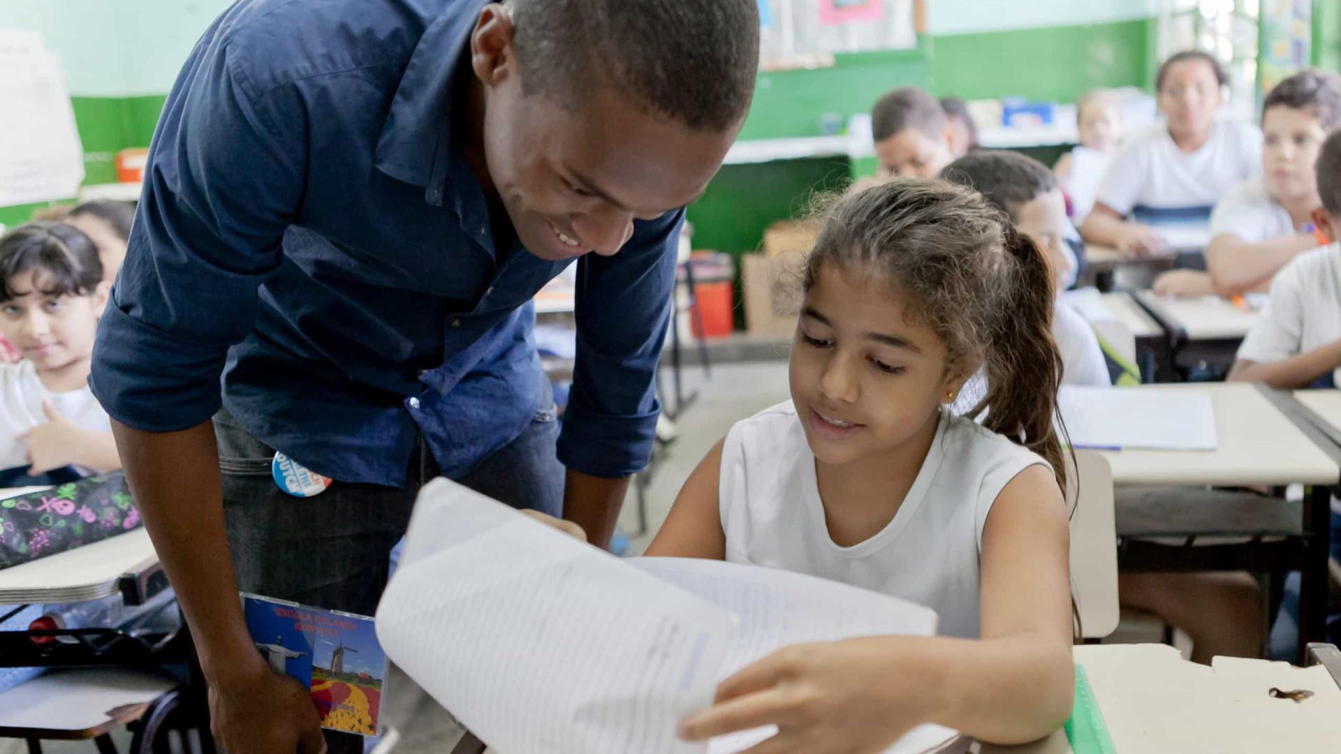 Brasil é o país com menor valorização dos professores, indica estudo internacional