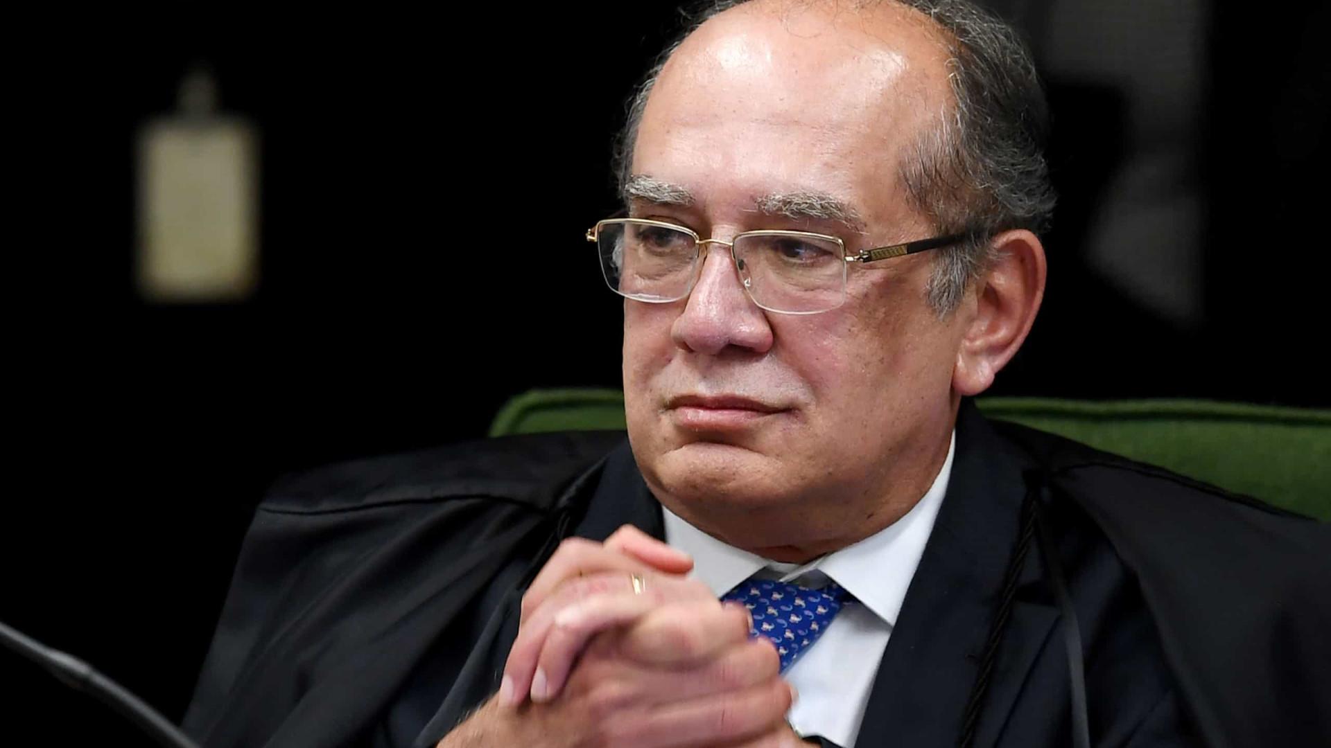 Gilmar Mendes pauta parahojejulgamento sobre suspeição de Moro