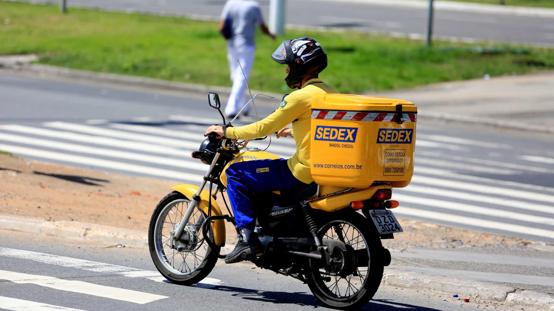 PF combate, no Rio, furtos de encomendas nos Correios