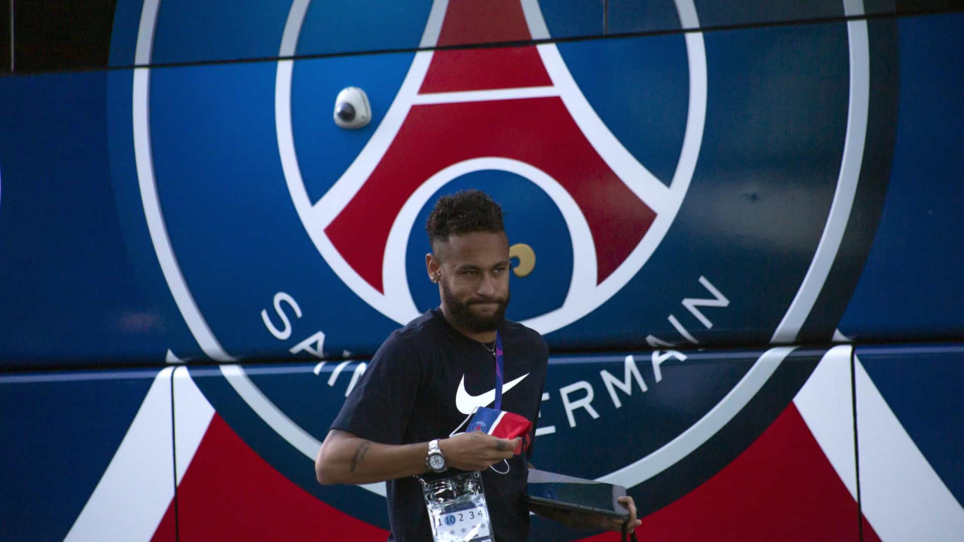 Neymar tenta, mais uma vez, levar o PSG ao sonhado título da Liga dos Campeões