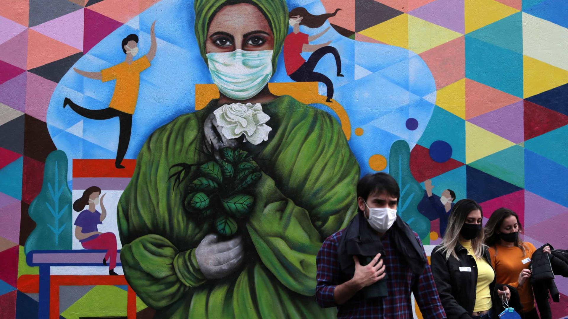 Covid-19: Brasil tem 149 mil mortes e 5,05 milhões de casos acumulados