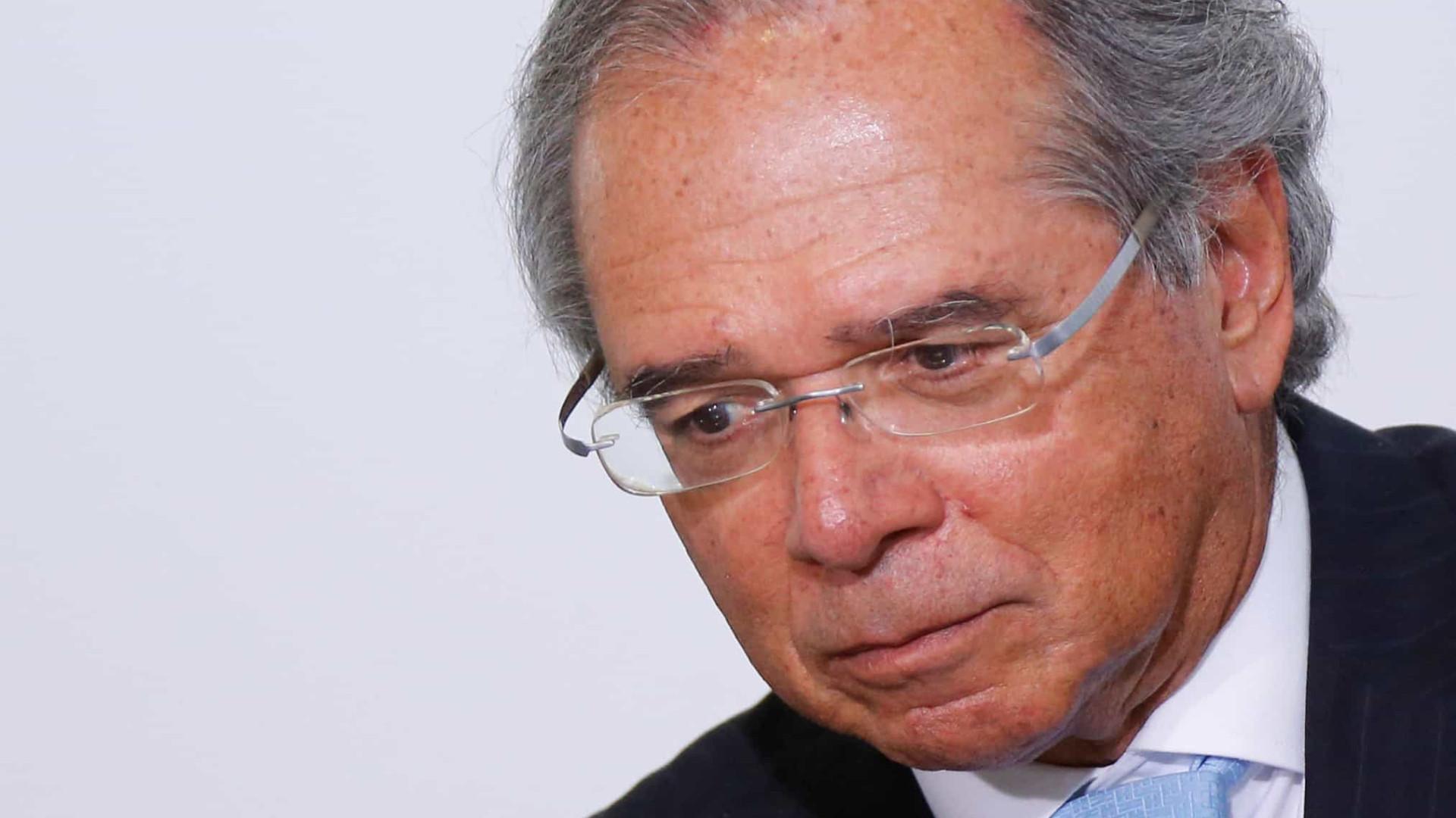 'Há um complô contra mim', diz Paulo Guedes