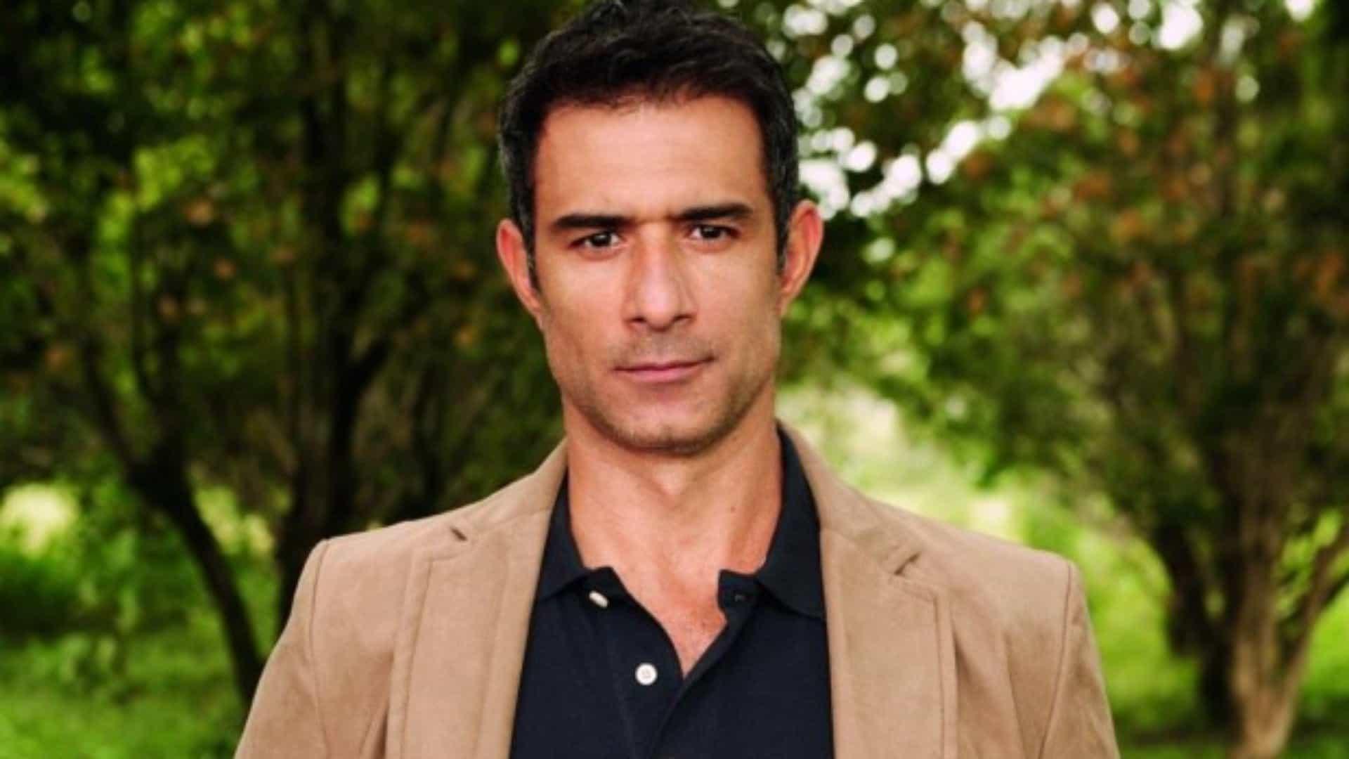 Marcos Pasquim quer voltar à TV e diz não ter saudade de tirar camisa