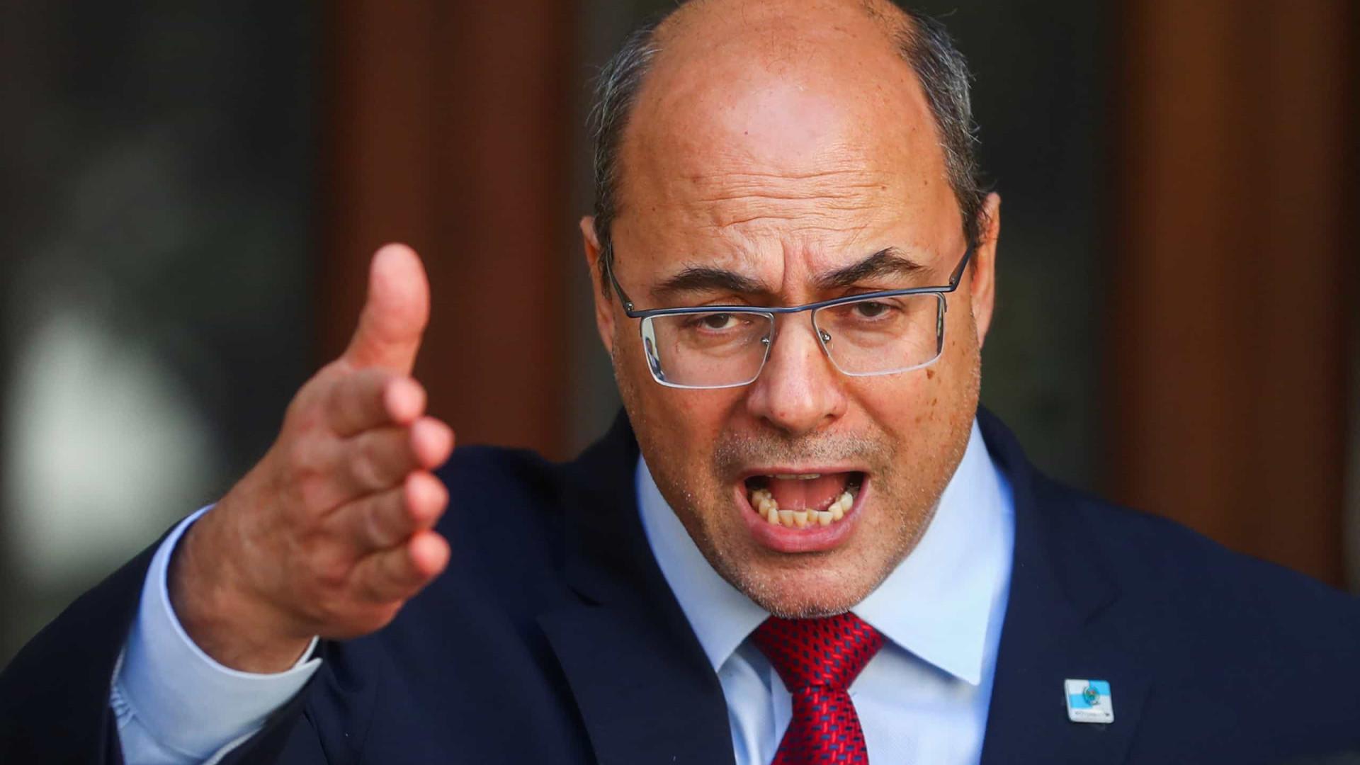 Kassio, do STF, autoriza Witzel a não depor, mas ex-governador diz que vai à CPI