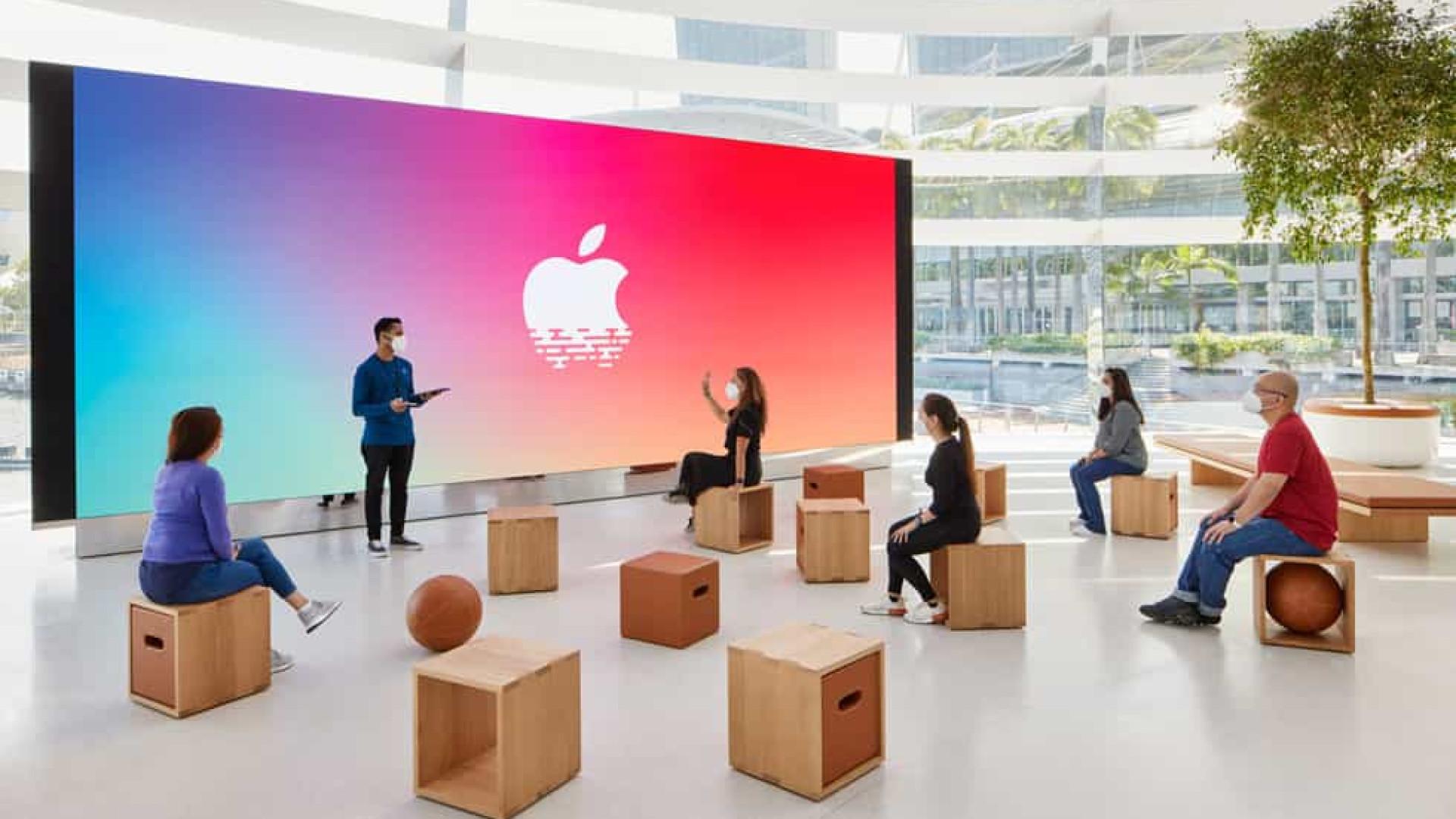 Apple termina apresentação sem mencionar novos iPhones