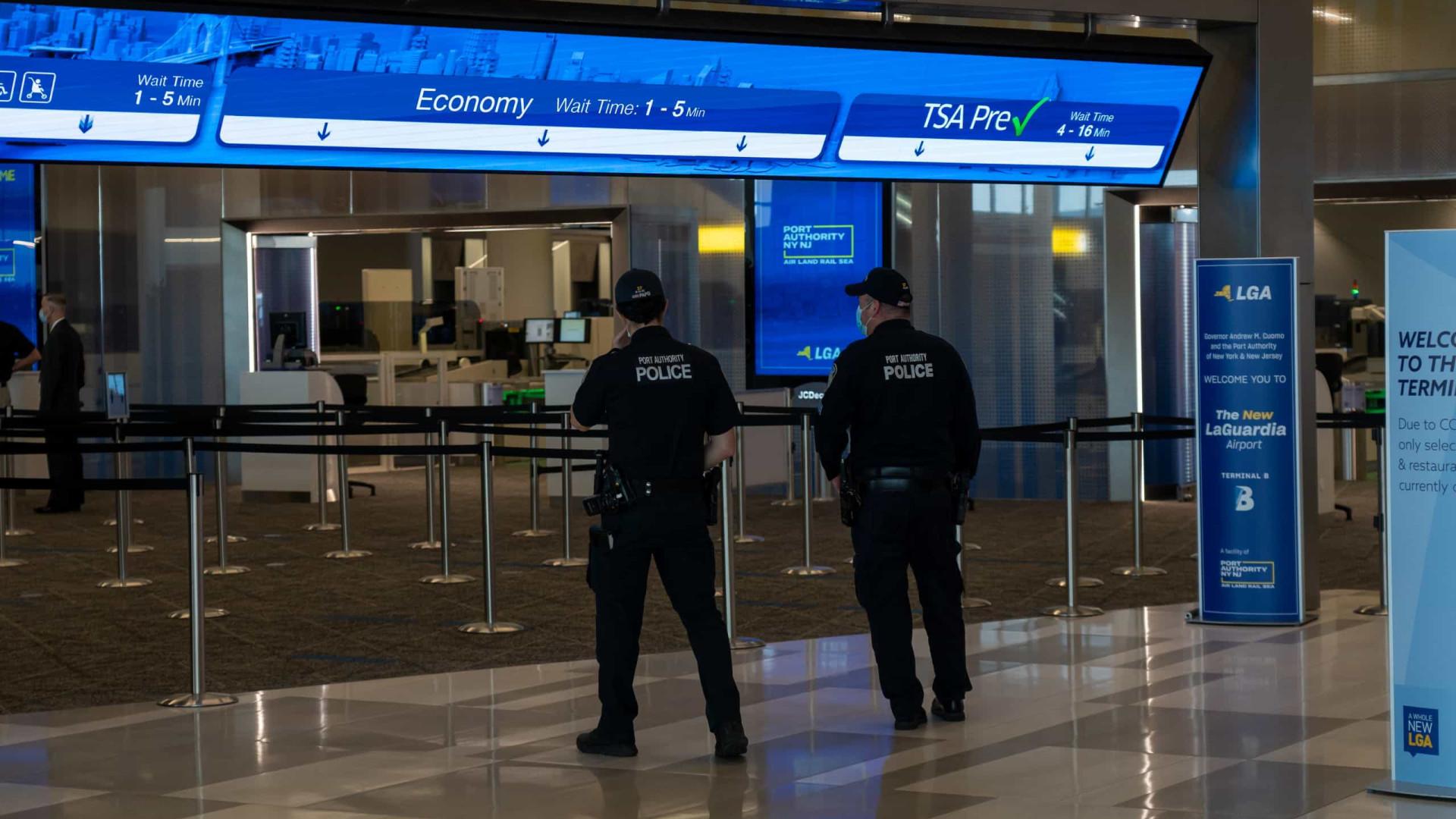 EUA revisam grau de risco para viagens ao Brasil, de 'muito alto' para 'alto'
