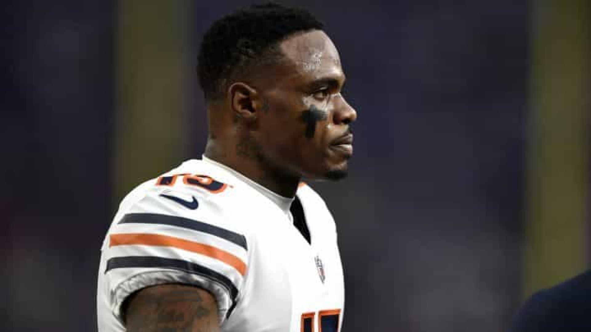 Jogador da NFL é acusado de gastar auxílio da pandemia em cassino