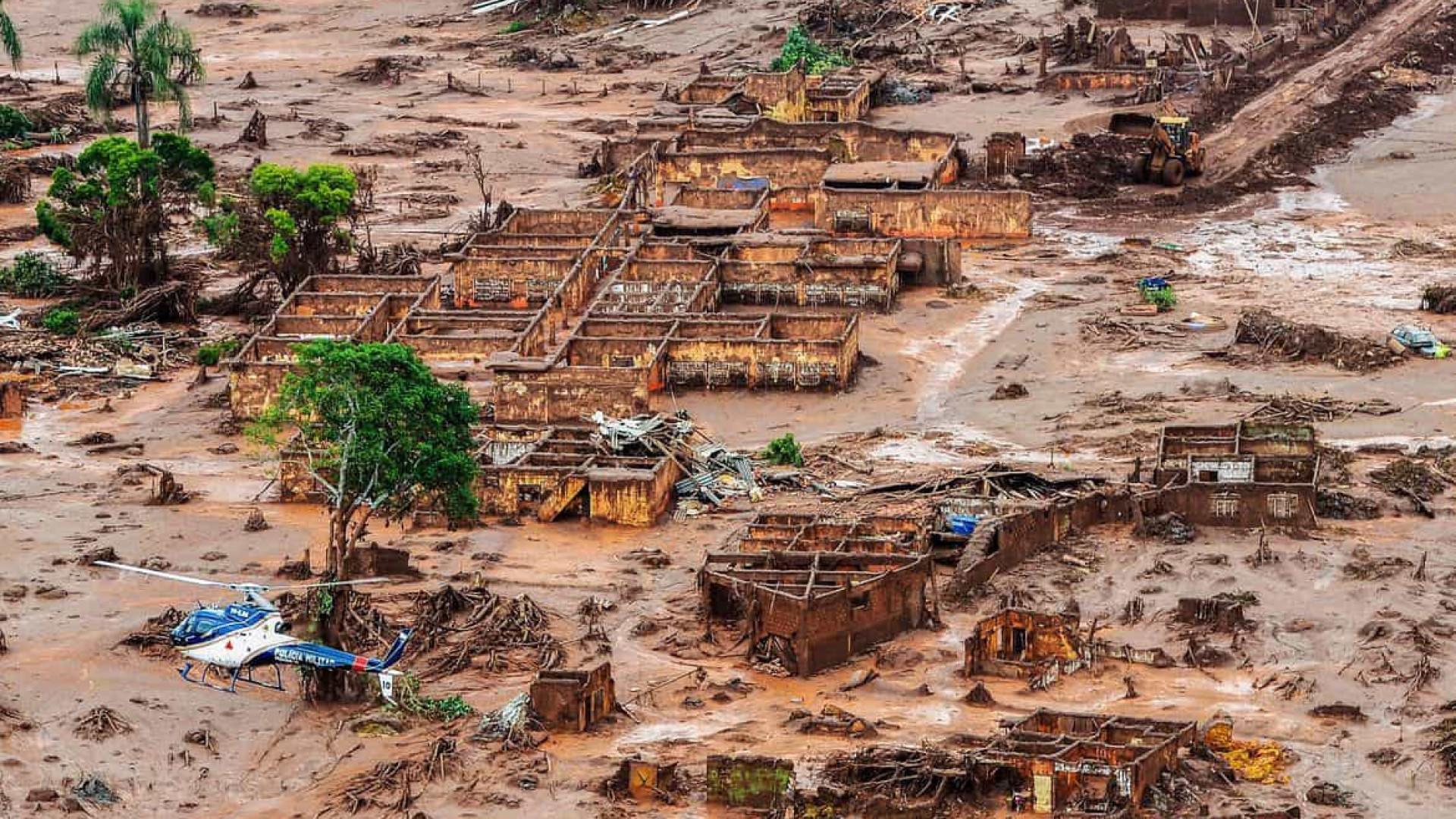 Categorias informais são indenizadas 5 anos após desastre em Mariana