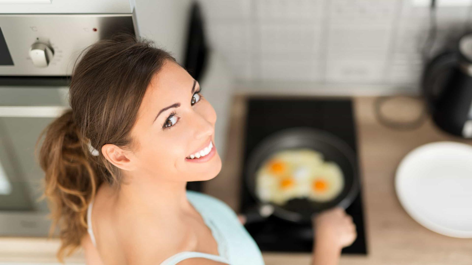 Os 5 alimentos que precisa comer no café da manhã se quiser emagrecer