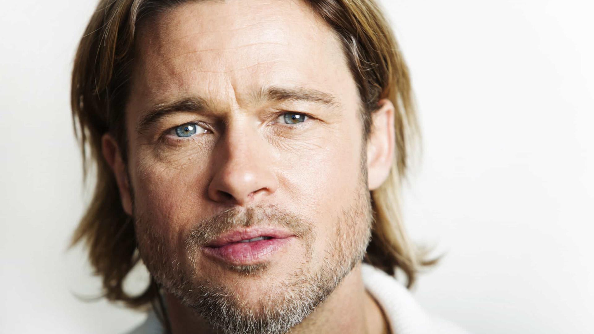 """Brad Pitt ficou de """"coração partido"""" após ataque de Angelina Jolie"""