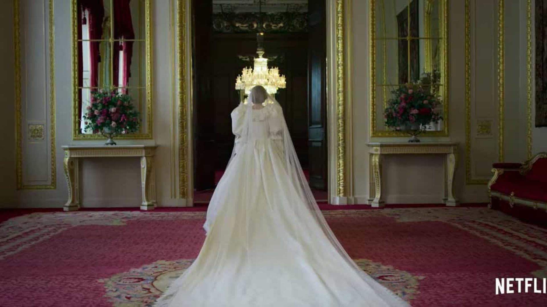 'The Crown' vai abordar luta secreta da princesa Diana contra a bulimia