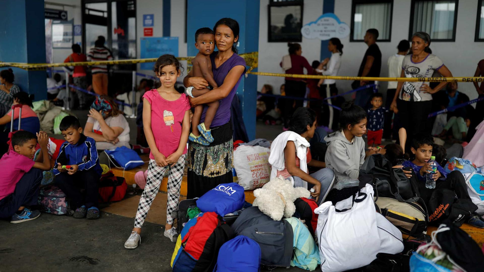 Brasil reconhece situação de refugiado a 7.786 venezuelanos
