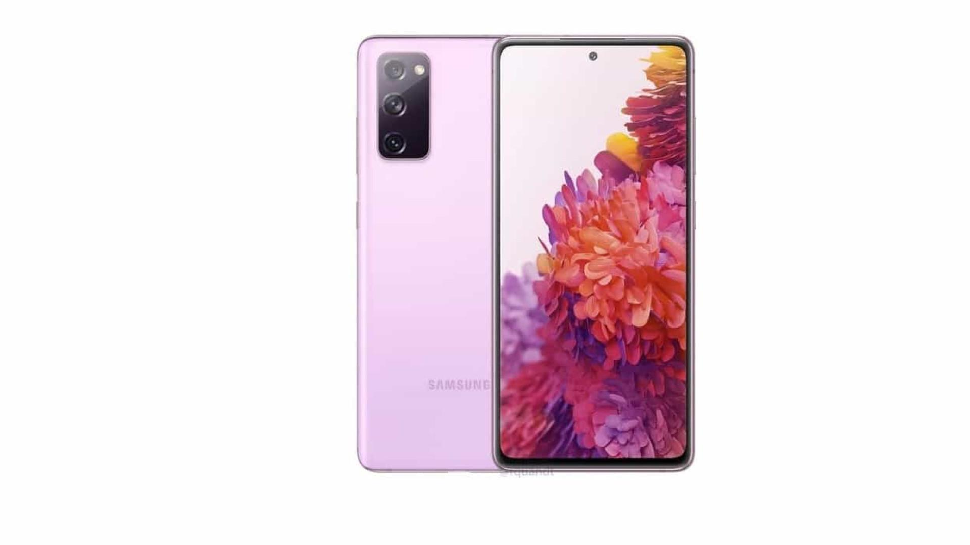 Galaxy S20 FE, o próximo smartphone da Samsung