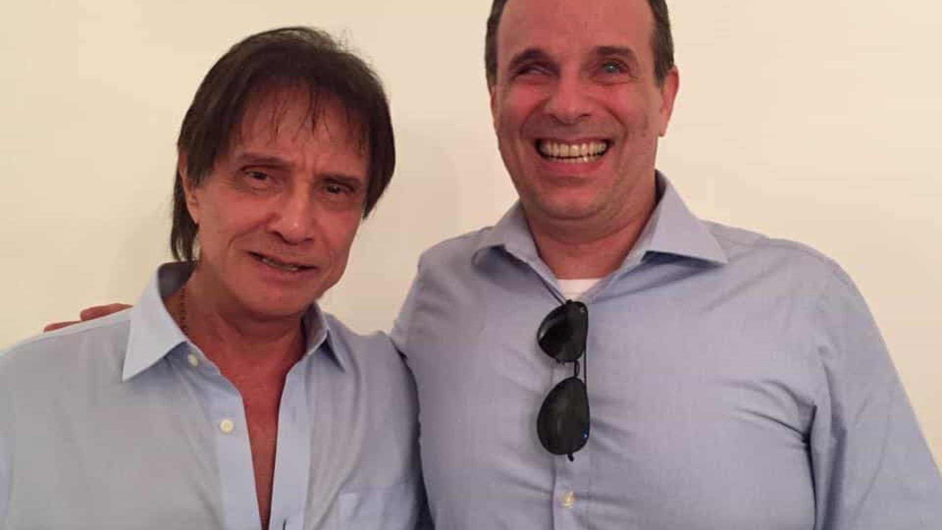 Após batalha contra câncer, morre Dudu Braga, filho do cantor Roberto Car