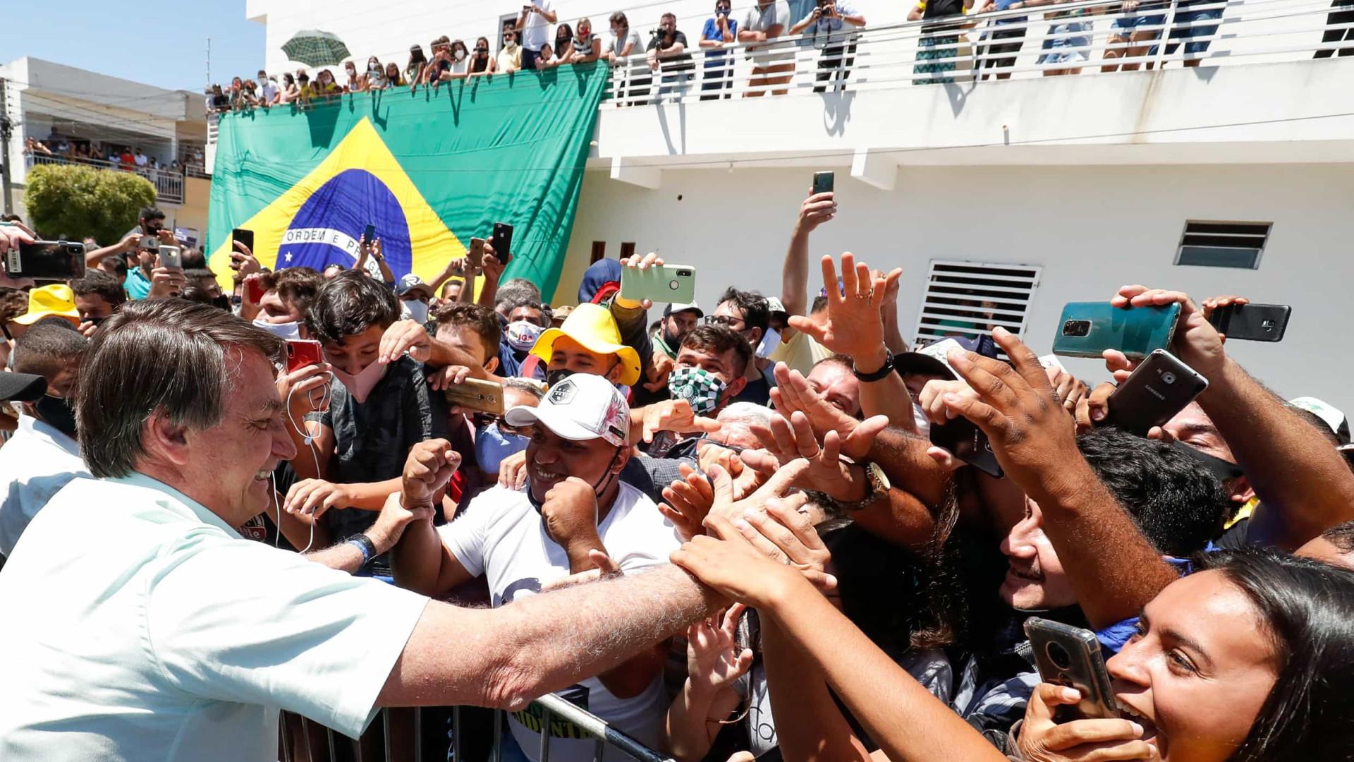 Bolsonaro: Agronegócio evitou que Brasil entrasse em colapso econômico