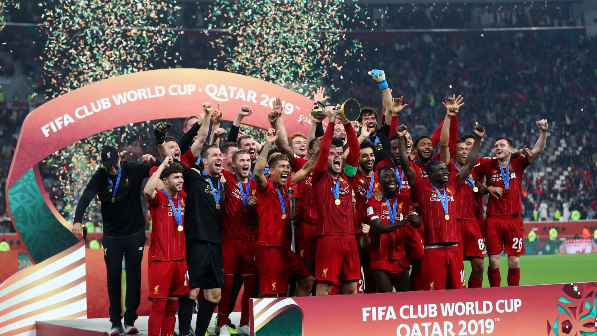Mundial de Clubes não será realizado este ano