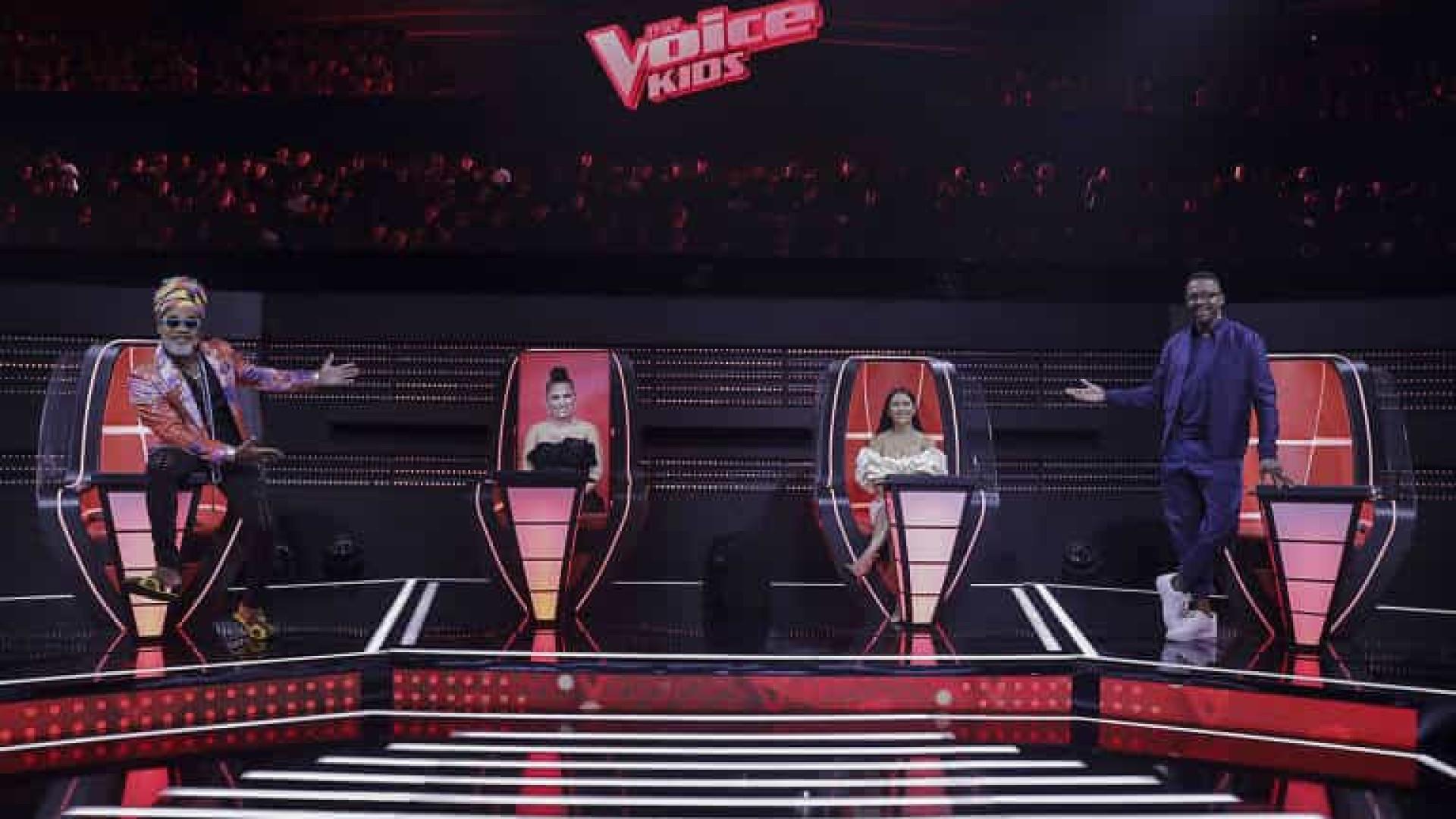 The Voice Kids volta com shows ao vivo e Simone julgando remotamente