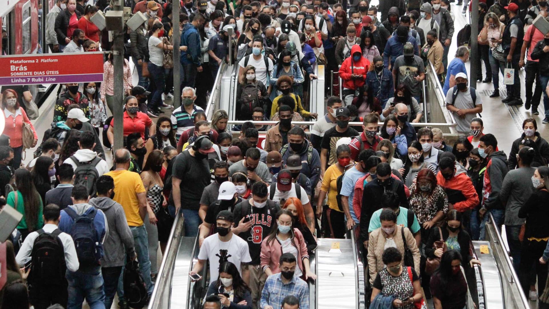 Brasil registra 370 mortes pela Covid-19 e mais de 15 mil casos