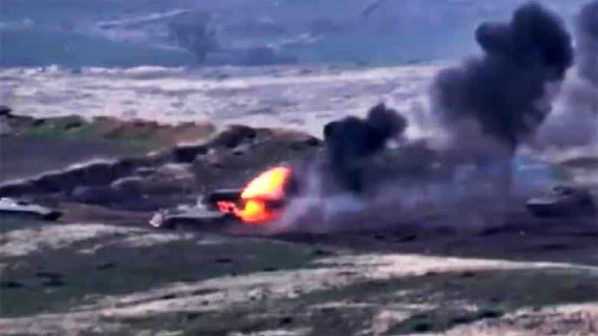 Armênia declara lei marcial em meio a tensão com Azerbaijão