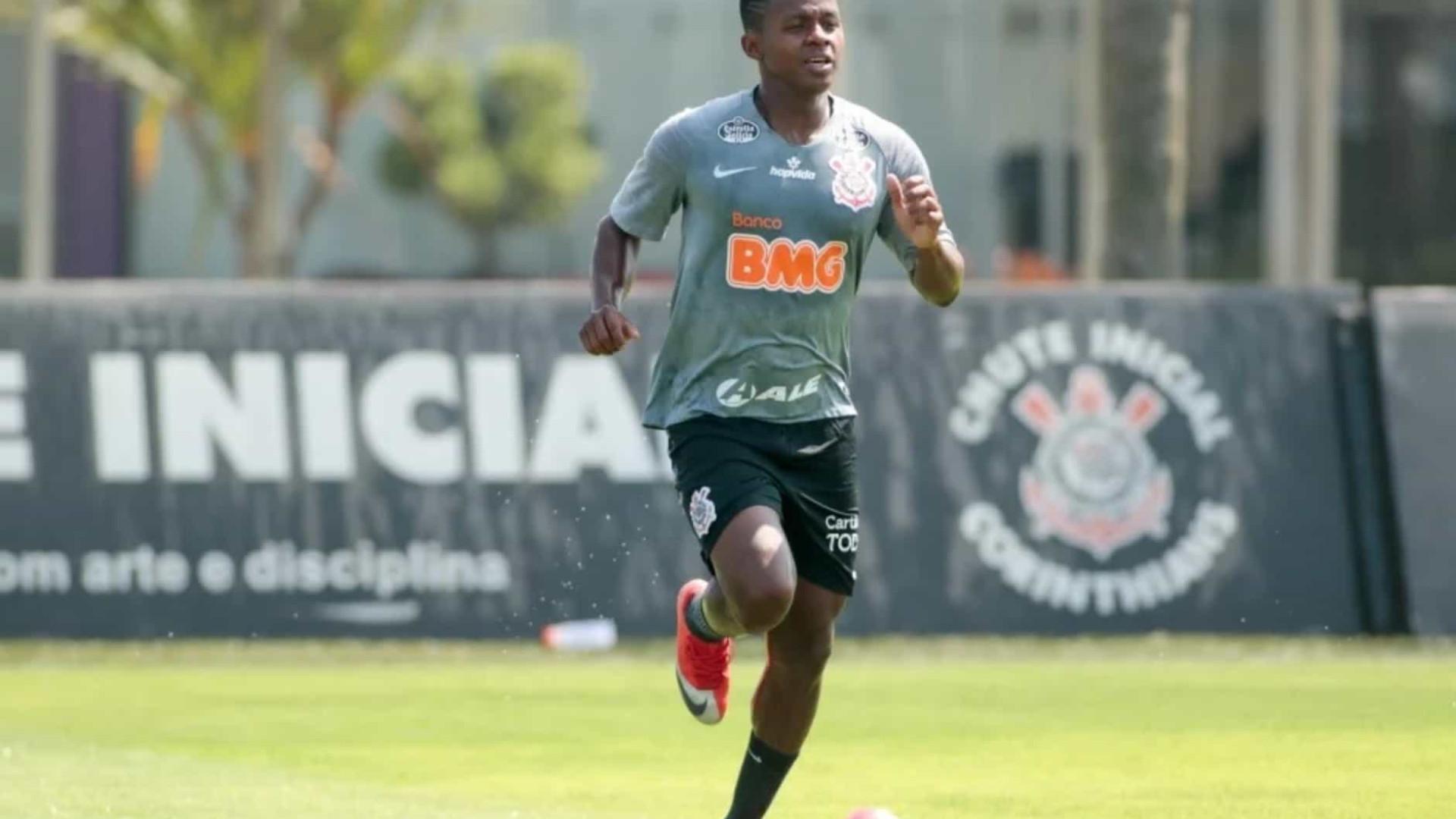 Corinthians corre para deixar Cazares pronto para estreia de quarta