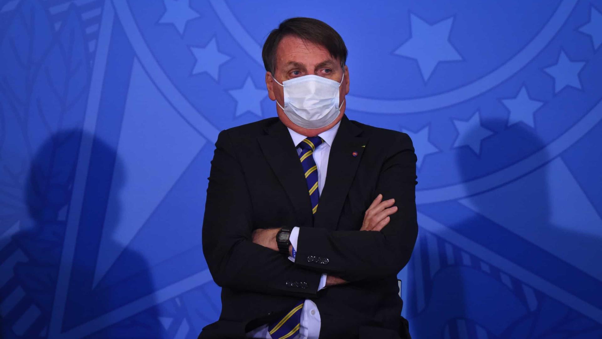 Em live, Bolsonaro fala sobre indicação ao STF e fim da Lava Jato