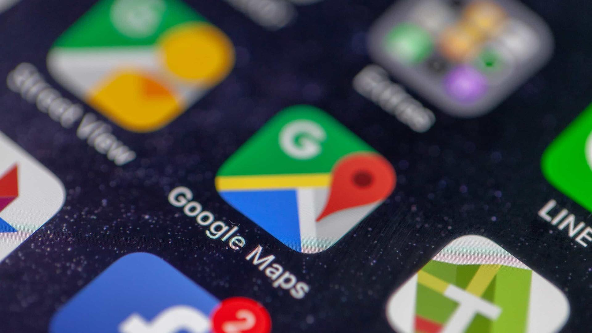 Tema escuro chega ao Google Maps