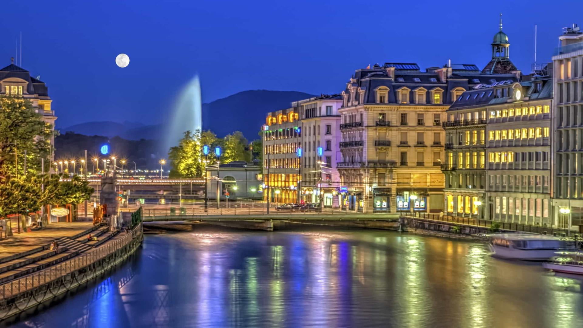 Genebra aprova salário mínimo de quase 23 mil reais