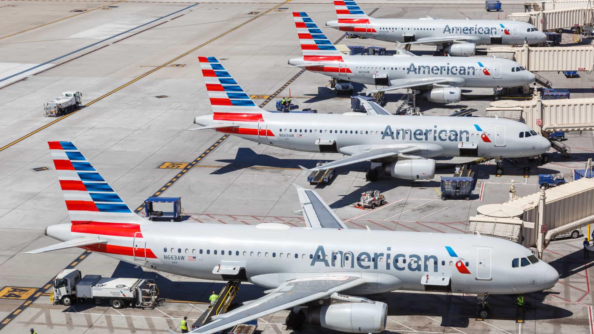 EUA: sem apoio, aéreas ameaçam demitir mais de 30 mil trabalhadores