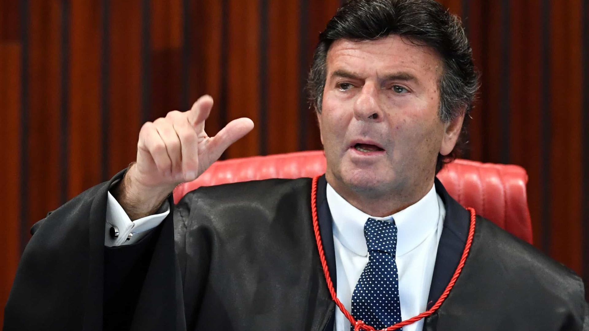 Fux rebate advogado que citou Bíblia para criticar ministros em julgamento no STF