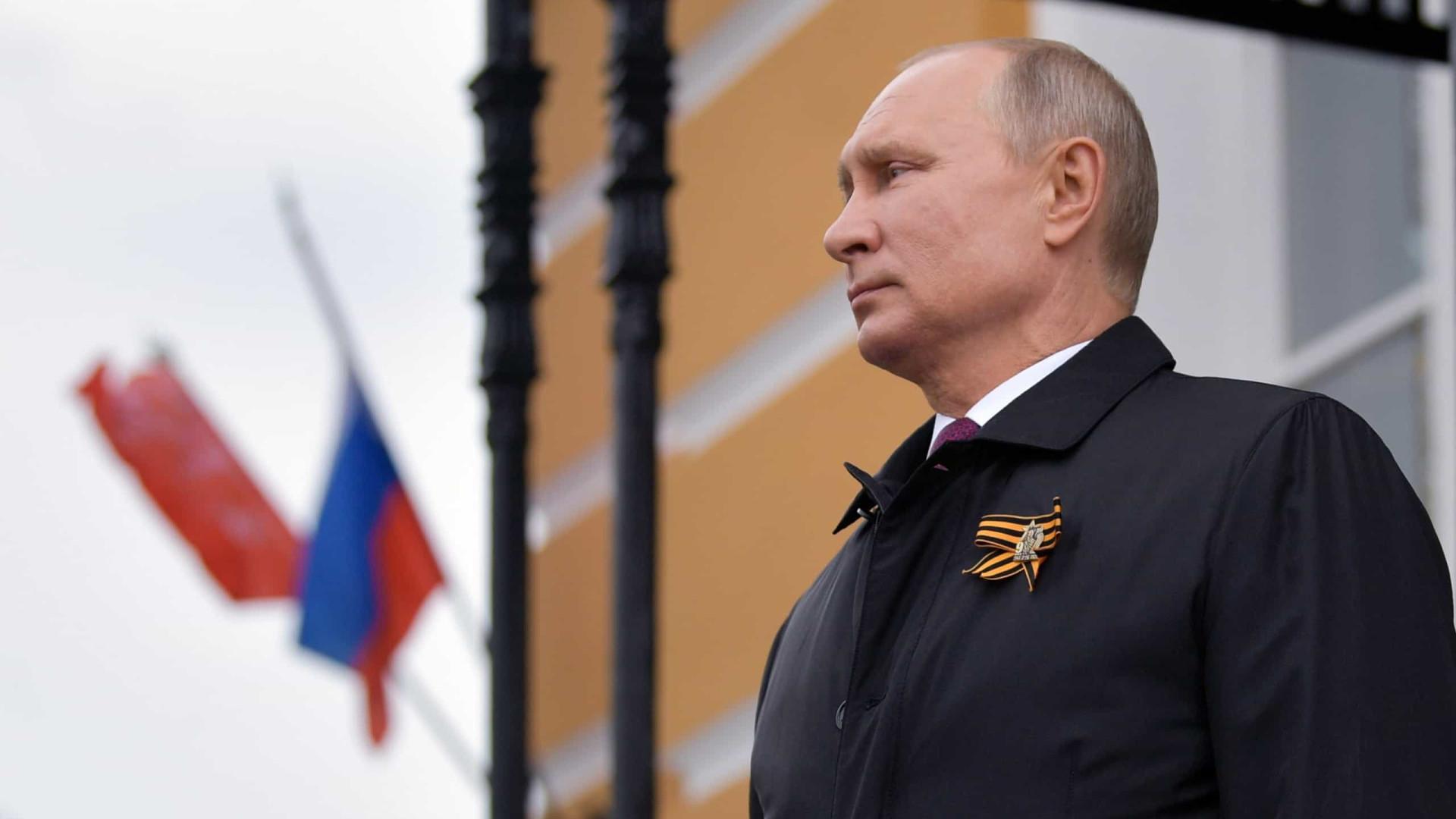 G7 exige ação da Rússia contra crimes cibernéticos