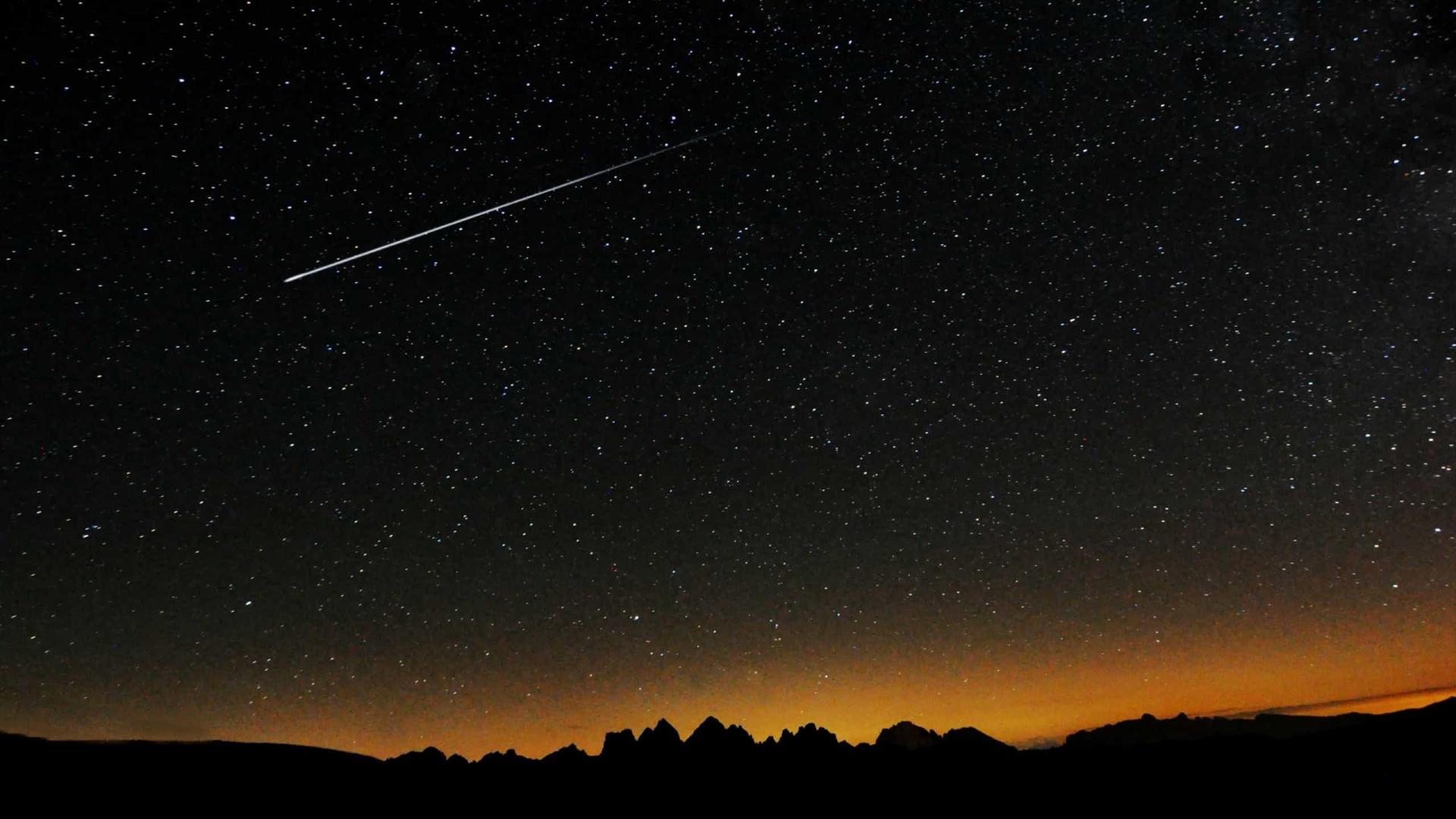 Chuva de meteoros Perseidas pode ser vista hoje do Brasil