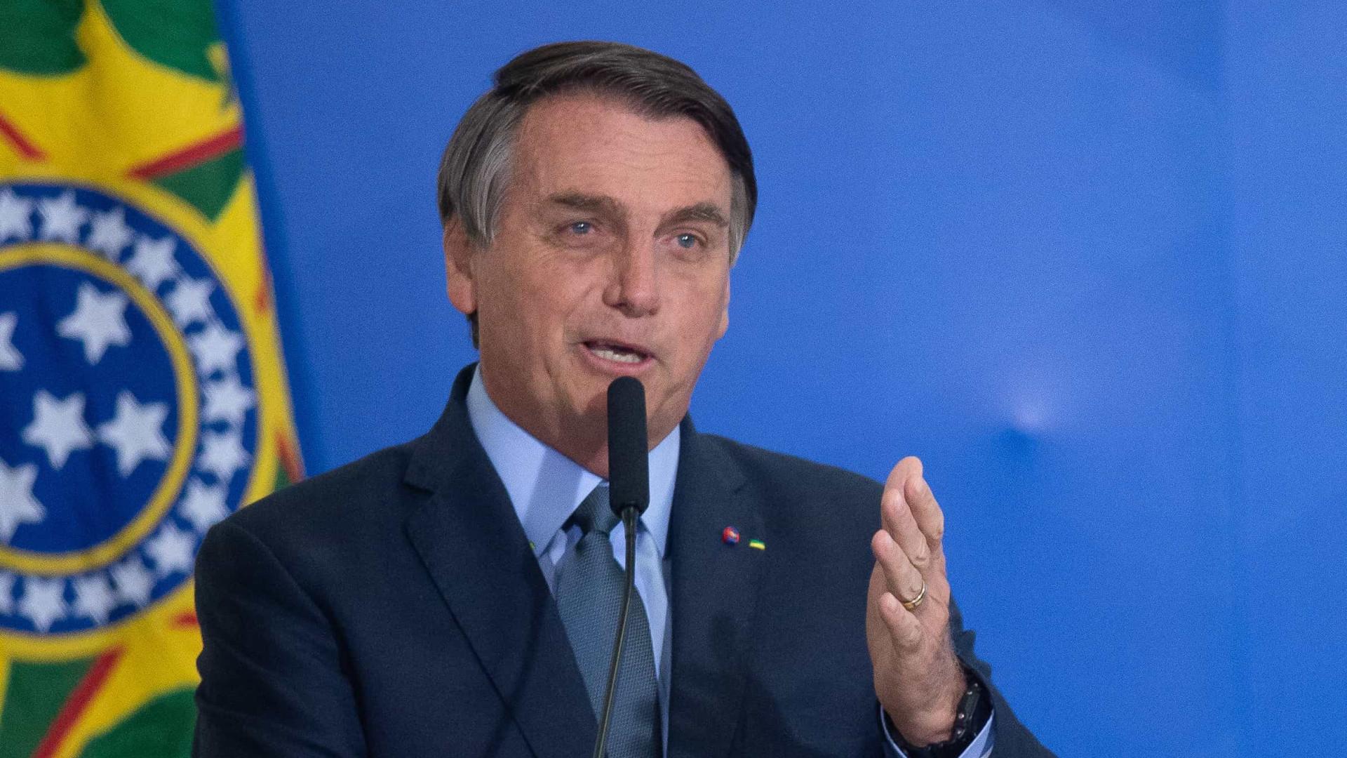 Não há mais 'saco de maldades' contra produtores, diz Bolsonaro
