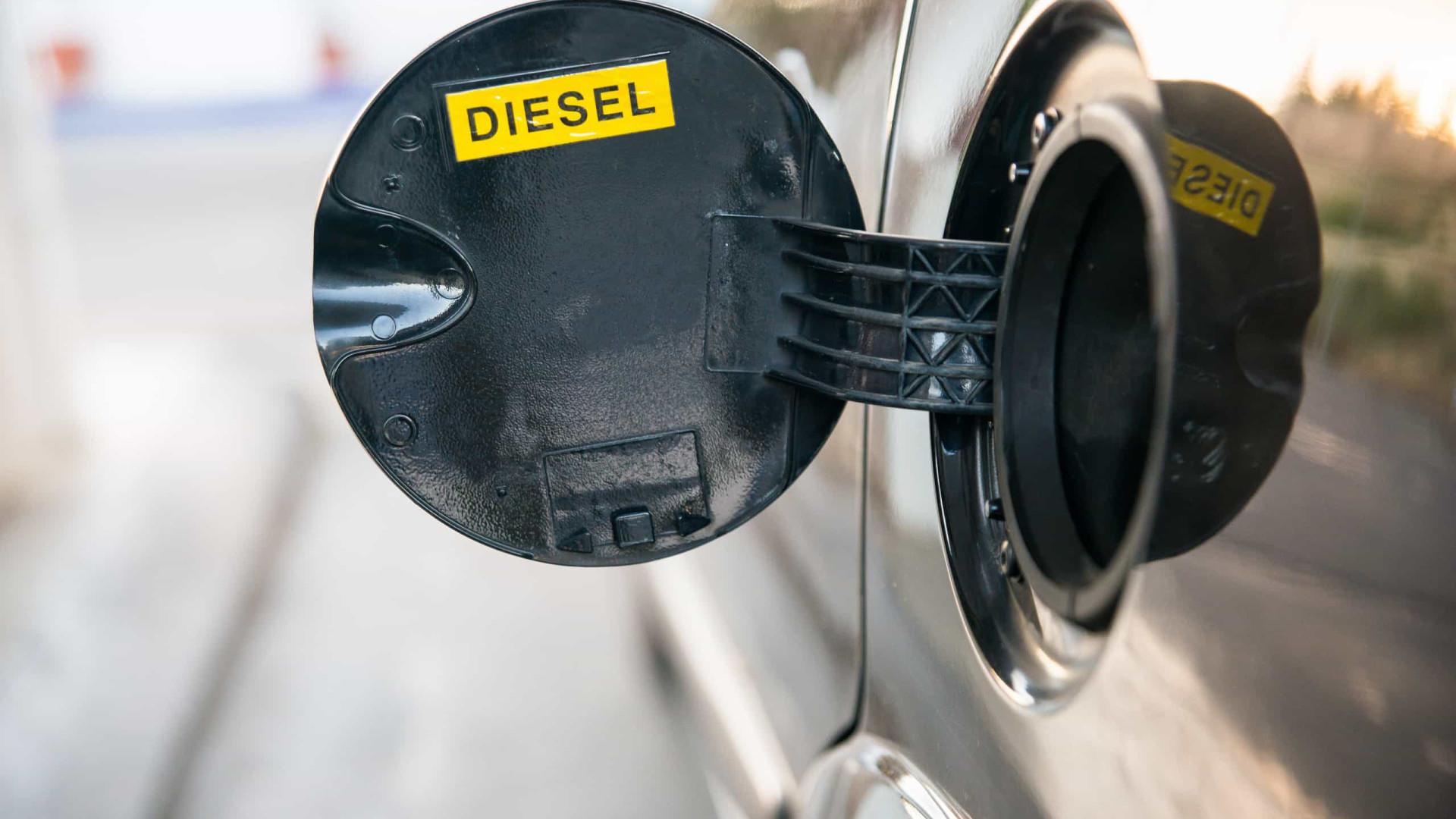 Preço do diesel supera nível pré-greve dos caminhoneiros