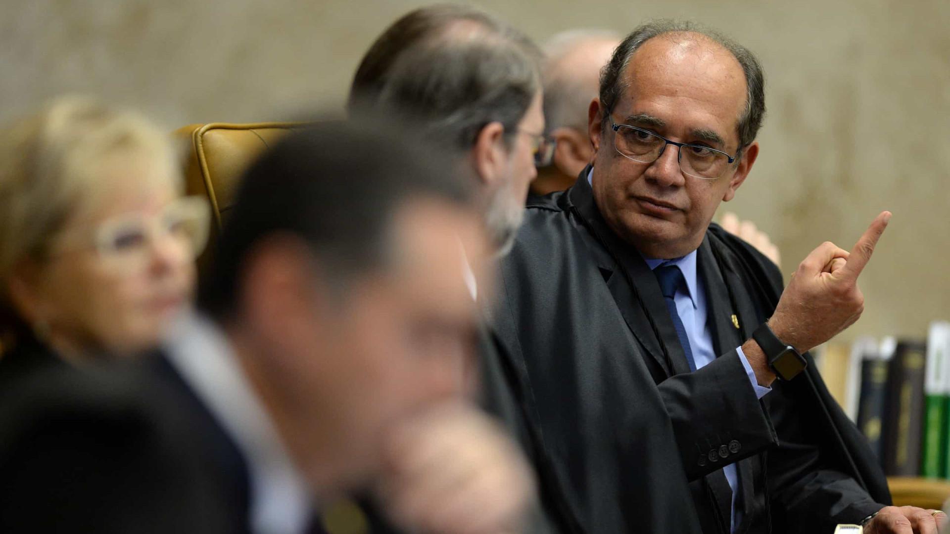 STF suspende julgamento sobre liberação de cultos após críticas de Gilmar a Mendonça e Aras