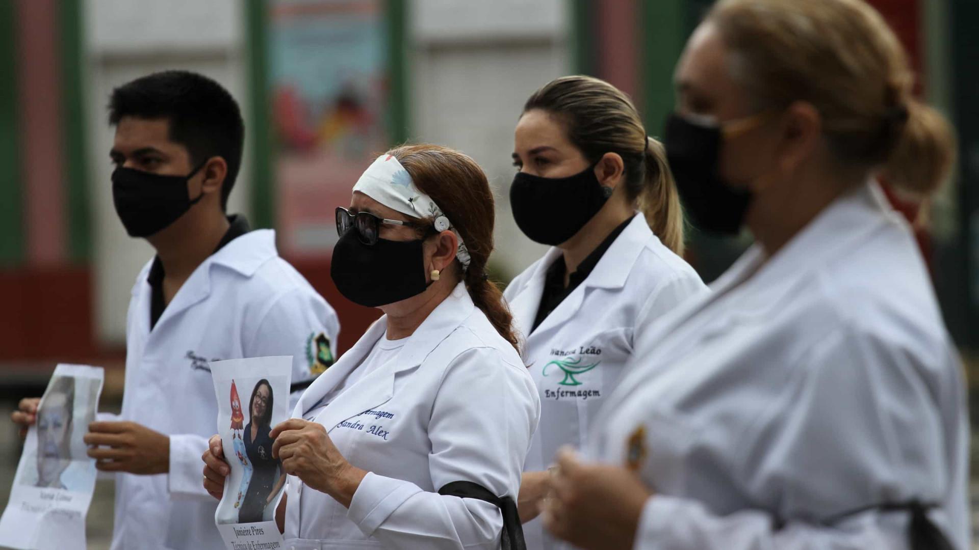 Brasil tem há 5 meses alta taxa de mortes