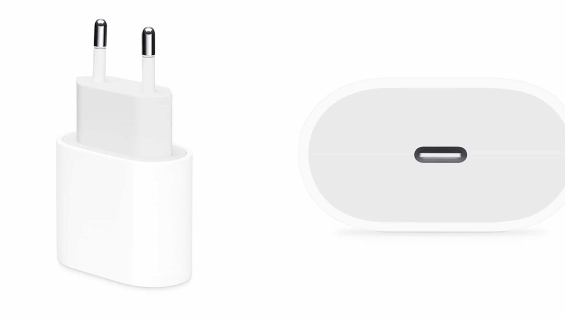 Novo carregador da Apple já está à venda