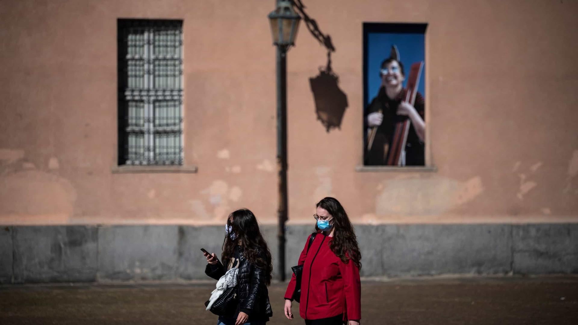Covid-19. Itália passa os 10 mil casos e registra 55 mortes em 24 horas