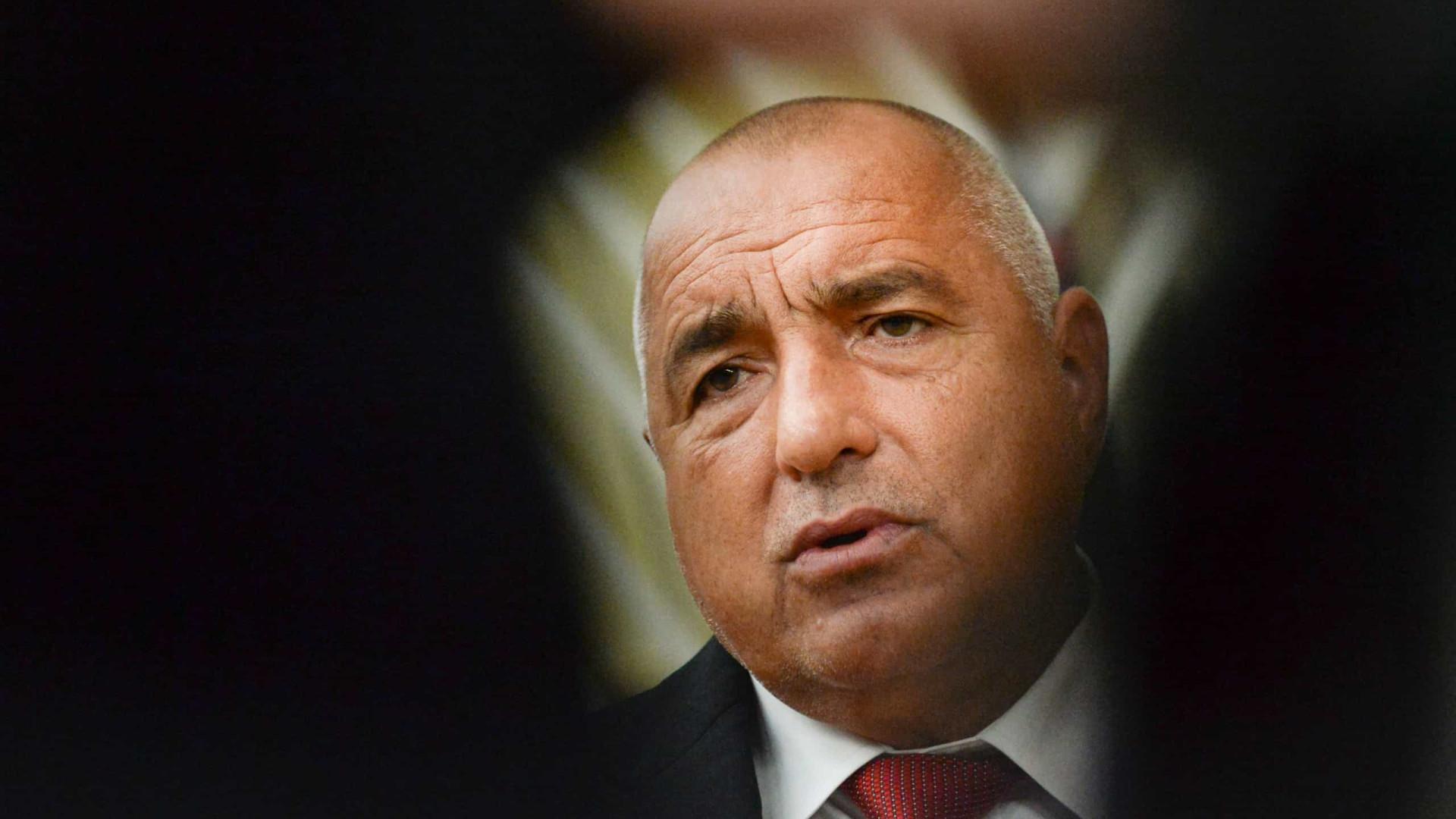 Borisov, o 'Batman dos Bálcãs', sai na frente para 4º mandato na Bulgária
