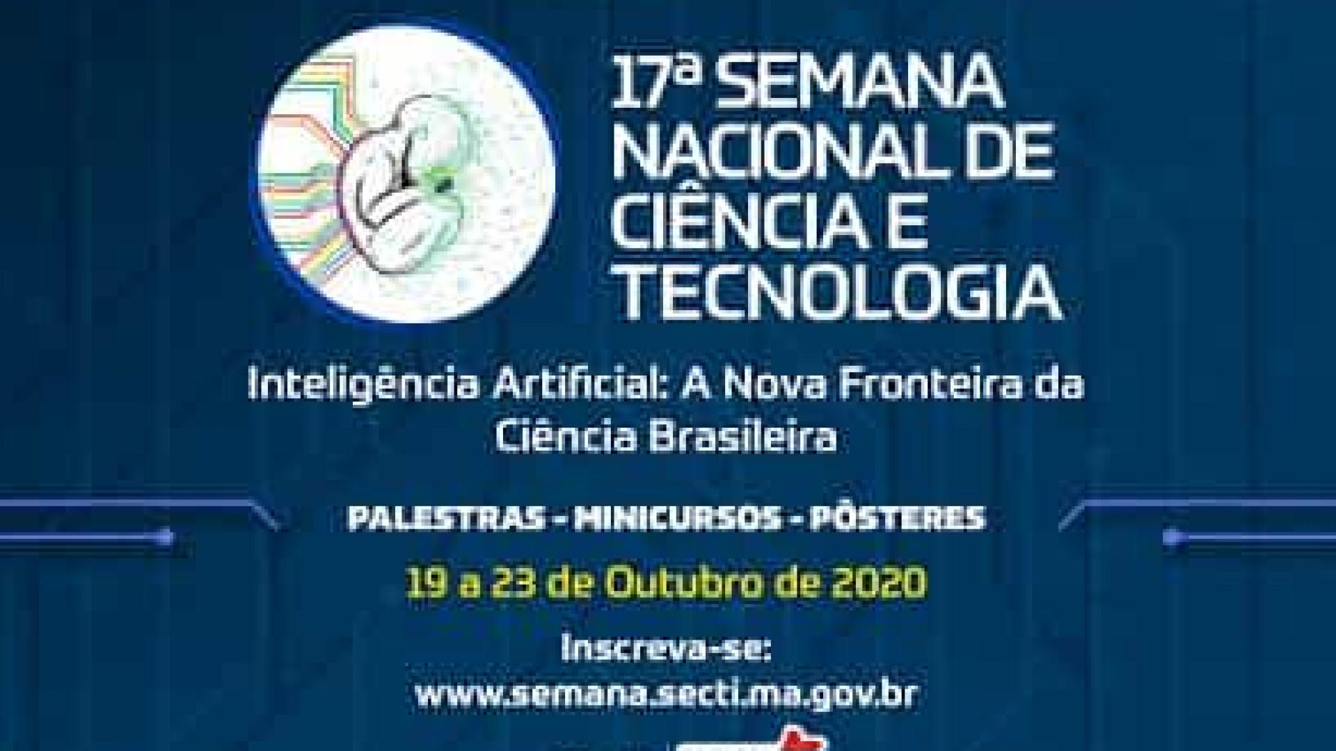 Com 3 mil atividades, começa a Semana Nacional de Ciência e Tecnologia
